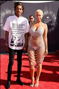 2014 Amber Rose MTV VMA Red Carpet  www.billboard.com