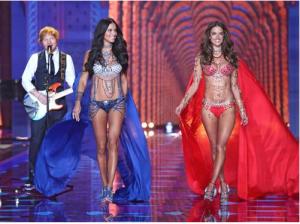 Adriana Lima and Alessandra Ambrosio wear the $2 million fantasy bras