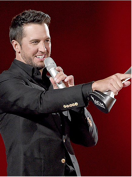 2015 ACM Entertainer of the Year - Luke Bryan